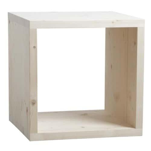 etagere cube bois pas cher ou d\'occasion sur Rakuten