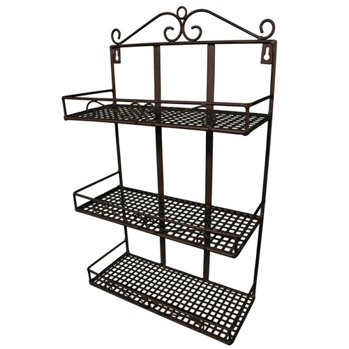 etagere fer forge achat et vente de services sur priceminister. Black Bedroom Furniture Sets. Home Design Ideas
