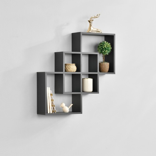 etagere murale design pas cher ou d 39 occasion sur. Black Bedroom Furniture Sets. Home Design Ideas