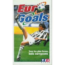 Euro Goals - Les Plus Beaux Buts Europ�ens de Divers