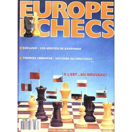 REVUE EUROPE ECHECS EPUB