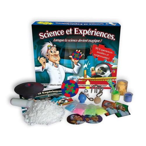 Exp�rience scientifique