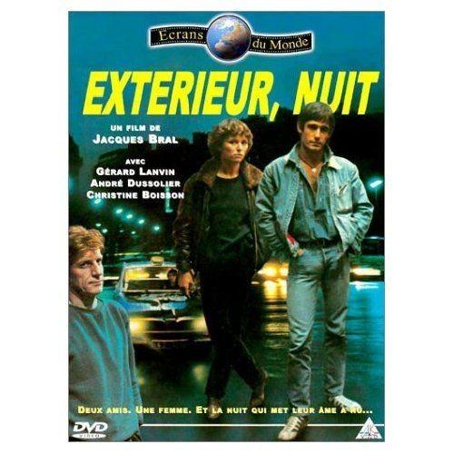 Exterieur nuit de bral jacques dvd zone 2 for Exterieur nuit jacques bral