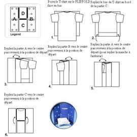 flipfold the original planche plier les v tements achat et vente. Black Bedroom Furniture Sets. Home Design Ideas