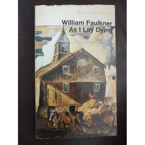 an analysis of william faulkners as i lay dying William faulkner's novel, as i lay dying is the story of one family's experiences of  the death of their mother and wife, addie bundren, and the experiences the.