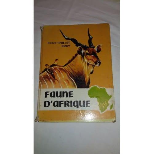 la faune lafrique tome 3