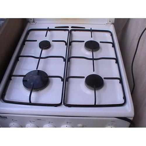faure cgc 4009 cuisini re gaz 4 foyers achat et vente. Black Bedroom Furniture Sets. Home Design Ideas