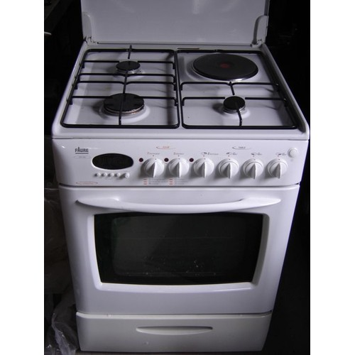 faure cmp 6982 cuisini re mixte achat et vente. Black Bedroom Furniture Sets. Home Design Ideas