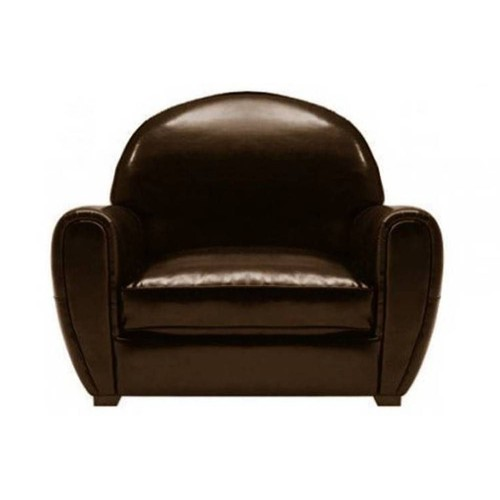 acheter fauteuil club cuir pas cher ou d 39 occasion sur priceminister. Black Bedroom Furniture Sets. Home Design Ideas
