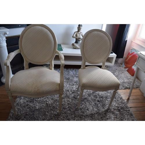 fauteuil louis xvi achat et vente neuf d occasion sur priceminister