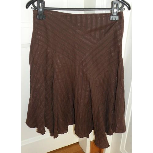 fb978ff7d5 femme marron jupe pimkie pas cher ou d'occasion sur Rakuten