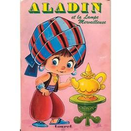 Aladin Et La Lampe Merveilleuse de Anonyme