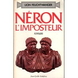 N�ron L'imposteur de feuchtwanger, lion