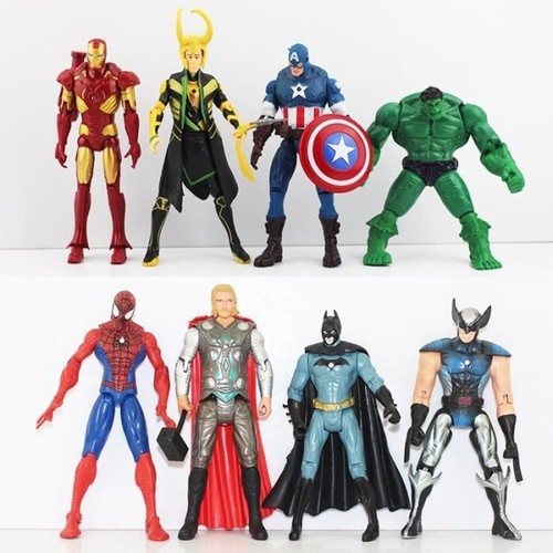 Figurine Hulk Avengers  Polymark  Figurine Hulk Avengers , pas cher