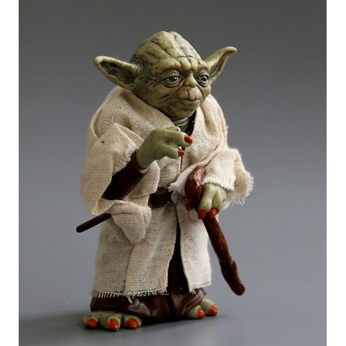 figurine maitre yoda achat et vente neuf d 39 occasion. Black Bedroom Furniture Sets. Home Design Ideas
