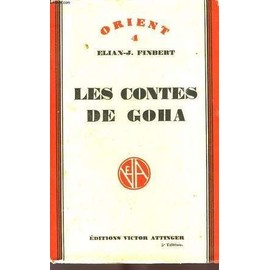 Les Contes De Goha. de FINBERT Elian-J.
