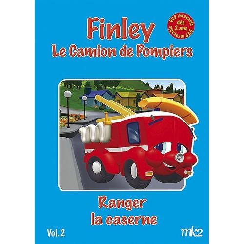 Finley le camion de pompier vol 2 ranger la caserne dvd zone 2 - Finley le camion de pompier ...