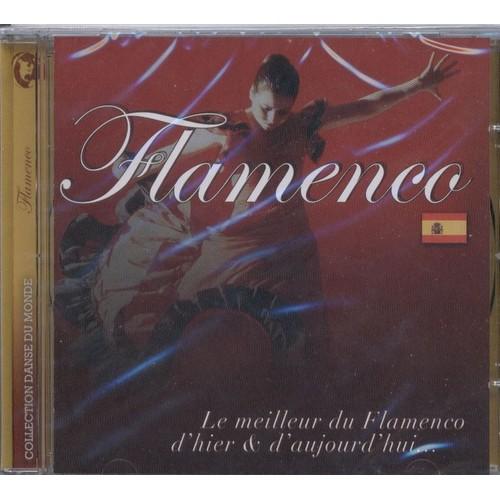 le meilleur du flamenco d 39 hier et d 39 aujourd 39 hui flamenco cd album. Black Bedroom Furniture Sets. Home Design Ideas