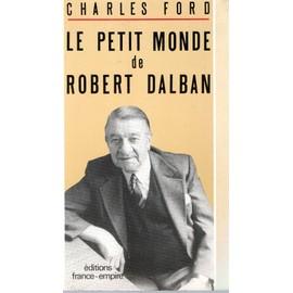 Le Petit Monde De Robert Dalban  Ford-Le-Petit-Monde-De-Robert-Dalban-Livre-910959665_ML