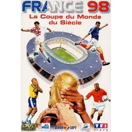 France 98 la coupe du monde du si cle dvd zone 2 priceminister rakuten - Joueur coupe du monde 98 ...