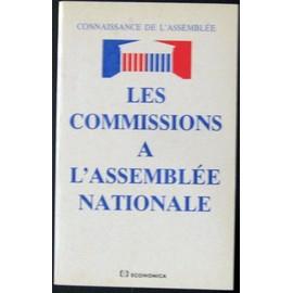 Les Commissions � L'assembl�e Nationale de France, Assembl�e nationale
