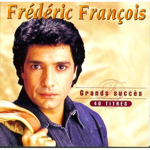 Grands succ s 40 titres fr d ric fran ois cd album rakuten - Frais de port mon album photo ...