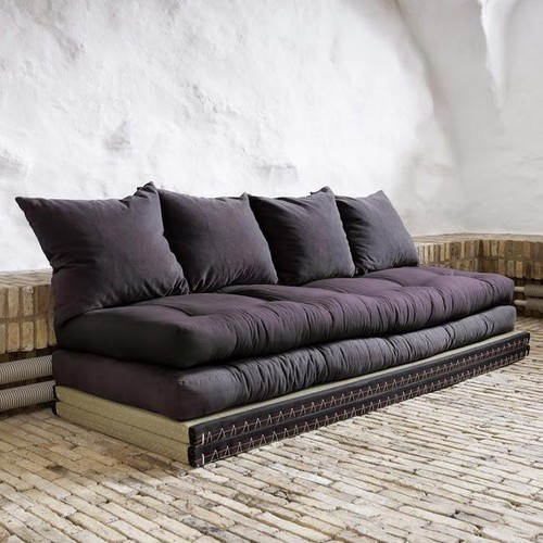 acheter futon. Black Bedroom Furniture Sets. Home Design Ideas