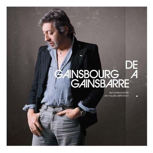 Serge Gainsbourg: CD Album