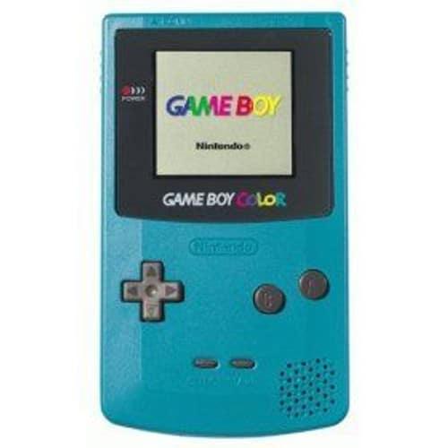 game boy color bleue pas cher achat vente de consoles rakuten