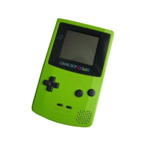 game boy verte - Acheter Game Boy Color Neuve