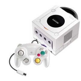 Gamecube Blanche (Game Cube White)