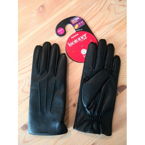 f634438b8 gant cuir isotoner pas cher ou d'occasion sur Rakuten