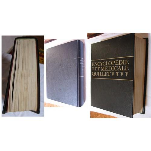 encyclopedie medicale quillet