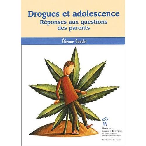 Aider la drogue de l'adolescence