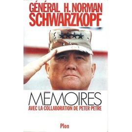 - General-Schwarzkopf-Memoires-Avec-La-Collaboration-De-Peter-Petre-Livre-849346823_ML