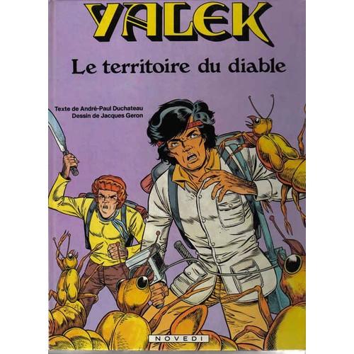 Yalek le territoire du diable de jacques g ron - Code promo vente du diable frais de port offert ...