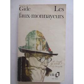 Les Faux-Monnayeurs - Folio de GIDE