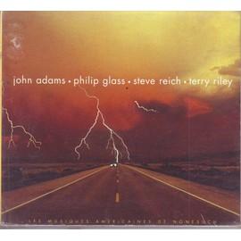 Les Musiques Americaines De Nonesuch (Cd-Catalogue) - Philip Glass