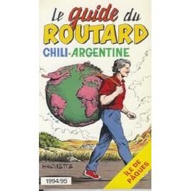 Chili, Argentine Et �le De P�ques de Pierre Josse