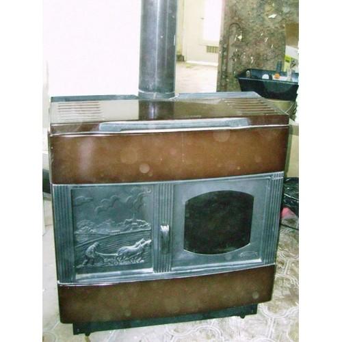 godin go 3863 poele fuel ariegeois 9kw pas cher rakuten. Black Bedroom Furniture Sets. Home Design Ideas