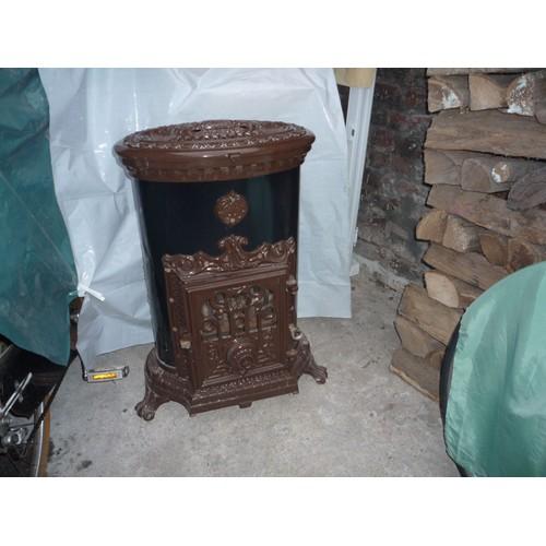 Godin  cuisinière bois et charbon pas cher  PriceMinister