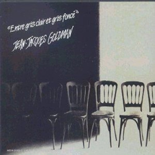 entre gris clair et gris fonc de jean jacques goldman en. Black Bedroom Furniture Sets. Home Design Ideas