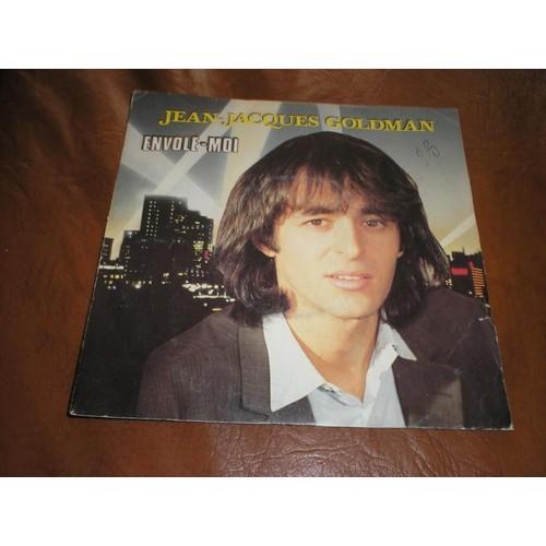 envole moi dors b b dors de jean jacques goldman en vinyle 45 tours pas cher ou d 39 occasion. Black Bedroom Furniture Sets. Home Design Ideas