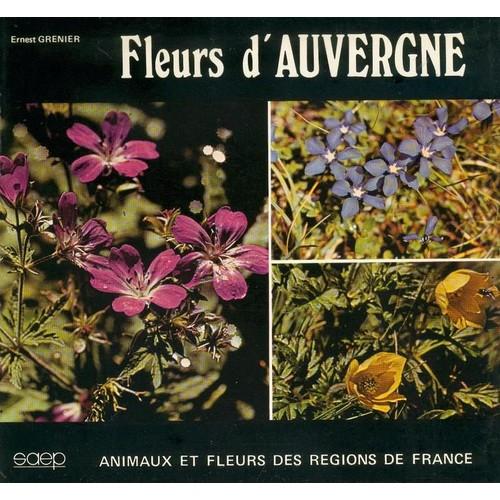 fleurs d'auvergne de grenier - achat vente neuf occasion