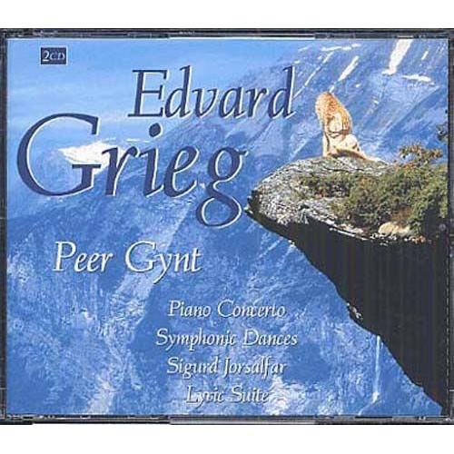 Edvard Grieg Peer Gynt - Suiten 1 Und 2 Und Klavierkonzert A - Moll