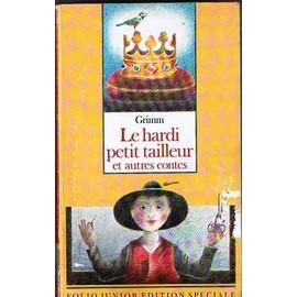 Le Hardi petit tailleur et autres contes