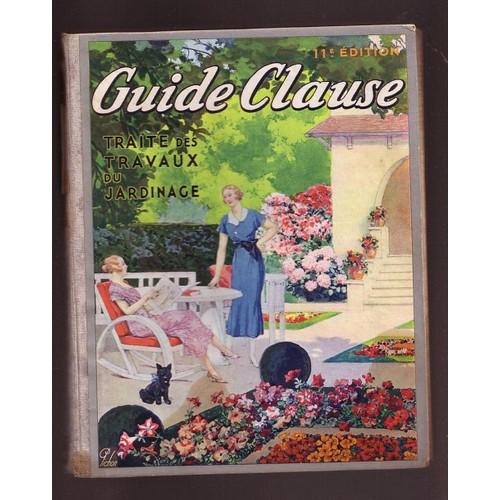 Guide Clause Traite Des Travaux Du Jardinage