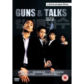 Guns & Talks de Jin Jang