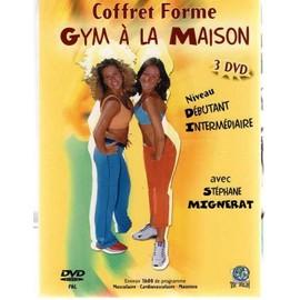 gym a la maison de mignerat stephane dvd zone 2 priceminister rakuten. Black Bedroom Furniture Sets. Home Design Ideas