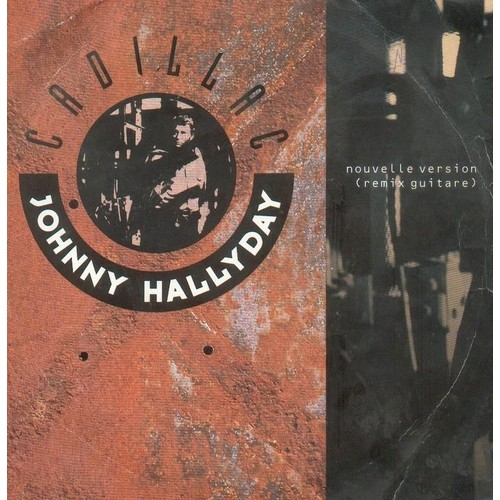 cadillac johnny hallyday achat vente de 45 tours rakuten. Black Bedroom Furniture Sets. Home Design Ideas
